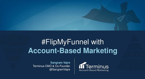 #FlipMyFunnel with Account-Based Marketing