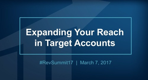 Expanding Your Reach in Target Accounts