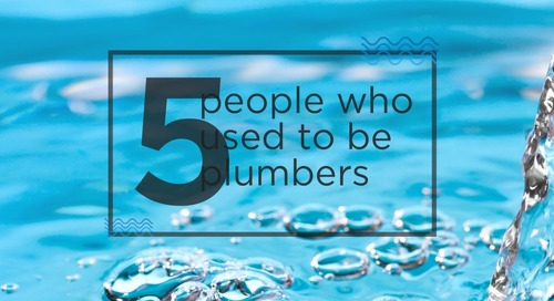 Five Famous People Who Used To Be Plumbers