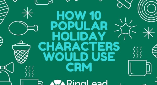 How 10 Popular Holiday Characters Would Use CRM
