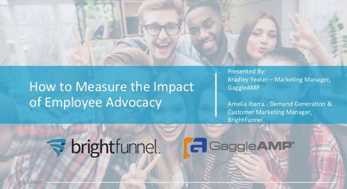 How to Measure the Impact of Employee Advocacy