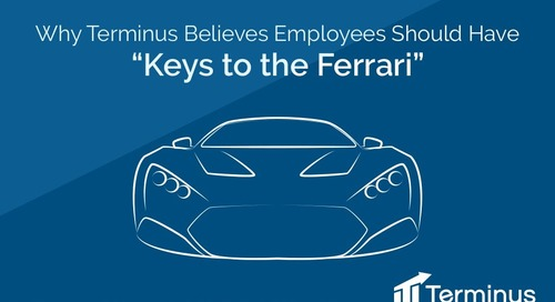Why Terminus Believes Employees Should Have Keys to the Ferrari