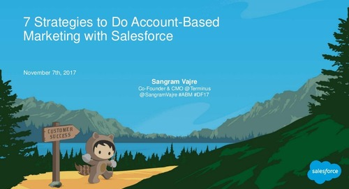 7 Strategies for Account-Based Marketing with Salesforce