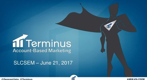 How Terminus Does Account-Based Marketing