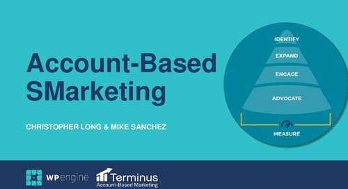 [Deck] Account-Based SMarketing