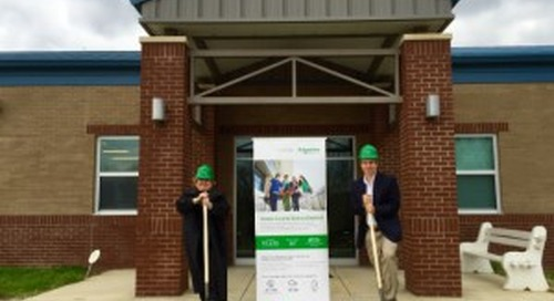 Schneider Electric Kicks Off $4.2-Million Energy Efficiency Project with Yazoo County School District