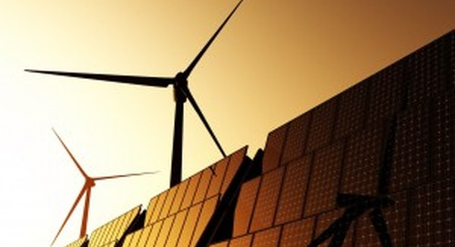 ALERT: Schneider Electric Announces First-of-Its-Kind Offsite Renewable Energy RFI