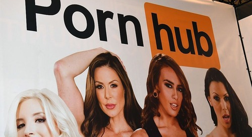 PornHub Hijacked by Hackers in Massive Malware Campaign