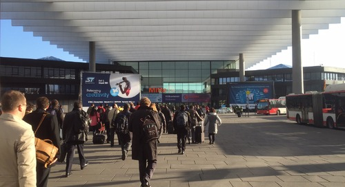 Smart implementations and innovations of embedded technology at Embedded World 2015