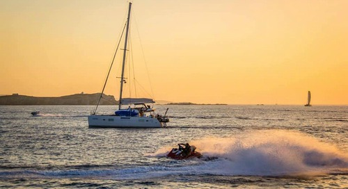 Spotlight: Unplugged Yacht Charters Makes a Business Out of Sailing in Exotic Locales