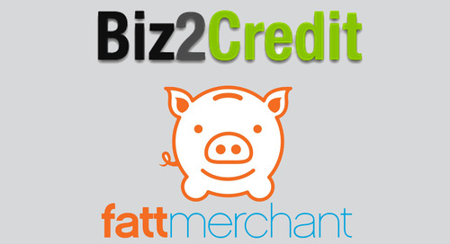 FattMerchant and Biz2Credit Partner to Better Manage Small Business Payments and Loans