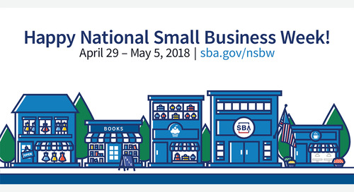 National Small Business Week Shines Spotlight on Entrepreneurs, McMahon Says