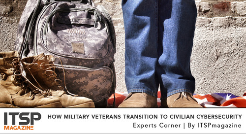 How Military Veterans Transition To Civilian Cybersecurity