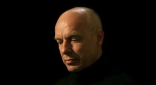 Brian Eno: New Release on WARP