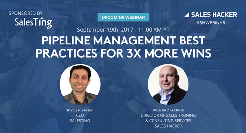 Pipeline Management For 3x More Wins