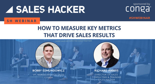 How to Measure Key Metrics That Drive Sales Results