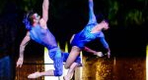 Cirque's 'One Night' is a late night on the Strip