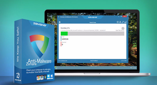 Fight malware, ransomware, and adware with Zemana AntiMalware Premium, now $9.99