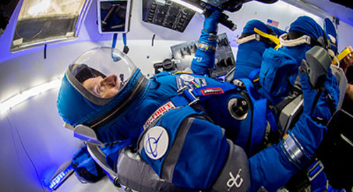YKK partners with David Clark Company to produce  Boeing's New Crew Space Transportation (CST)-100 Starliner Spacesuit