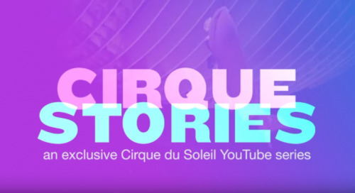 "New Webseries: ""Cirque Stories"""