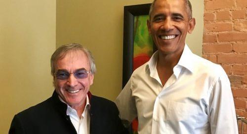 Cirque du Soleil to advise Barack Obama