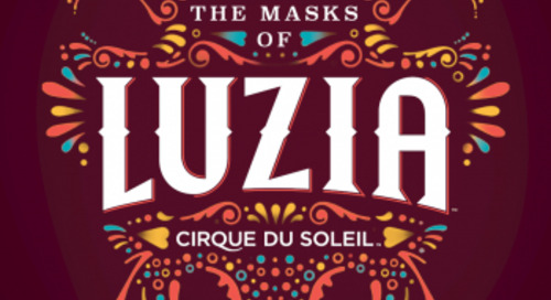 """CirqueVR: """"Through The Masks Of LUZIA"""" Launches Today!"""