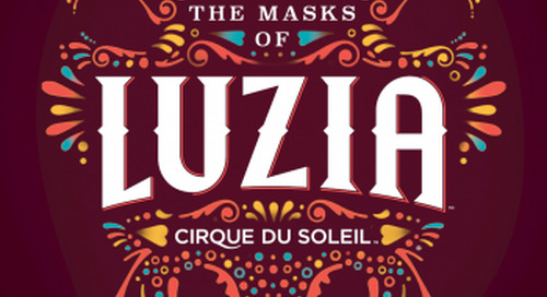 "CirqueVR: ""Through The Masks Of LUZIA"" Launches Today!"
