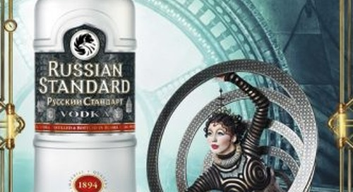 Russian Standard Vodka Becomes Official Vodka Sponsor of Touring Shows in USA and Canada