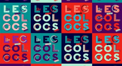 45 DEGREES Presents: Série Hommage #4 – Les Colocs