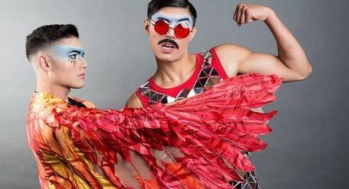 LUZIA Among Costume Winners for the Metro Fashion Awards