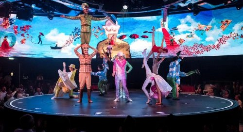 Why you need to experience Cirque on board MSC Meraviglia