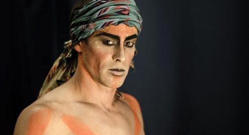 Cirque du Soleil & Volta in Mourning