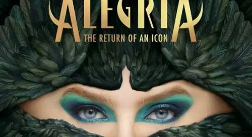 ALEGRÍA: The Return of an Icon!