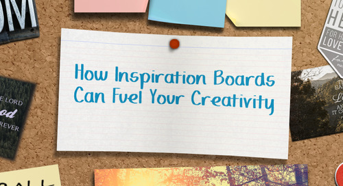 How Inspiration Boards Can Fuel Your Creativity