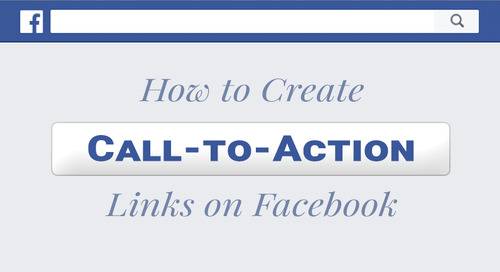 How to Create Call-To-Action Links on Facebook
