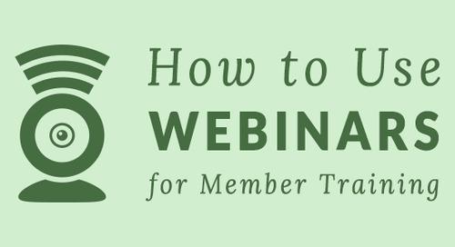 How toUse Webinars for Member Training