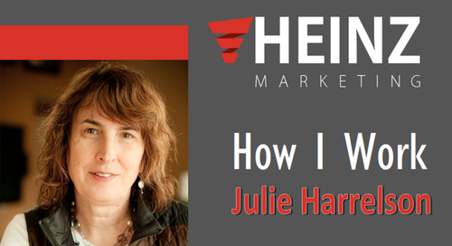 """How I Work"":  Julie Harrelson, Fund Manager for the Cascade Angels Fund @JulieHarrelson #HowIWork"