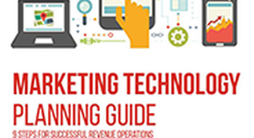 Marketing Tech Planning Guide – 9 Steps to Revenue Ops Success