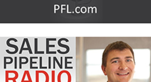 Sales Pipeline Radio #72: Q&A w Daniel Gaugler @dgaugler