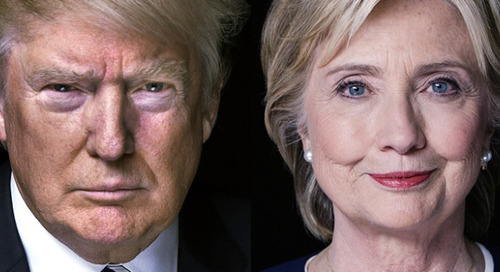 Can the power of earned media decide the next president of the United States?