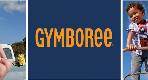[Case Study] Gymboree: Making Every Moment of Childhood Special