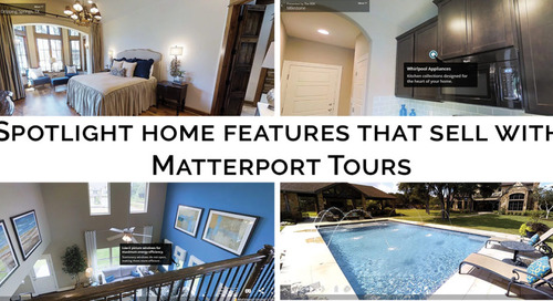 Spotlight Home Features that Sell with Matterport Tours