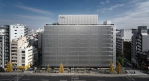 The YKK 80 Building Becomes the First Office Building in Japan to Obtain Top LEED-BD+C (Core and Shell) Certification (Platinum)