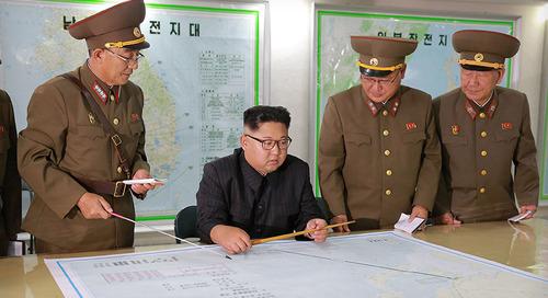Report: North Korean Hackers Stole War Plans