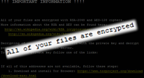 Locky Ransomware Returns With Two New Variants