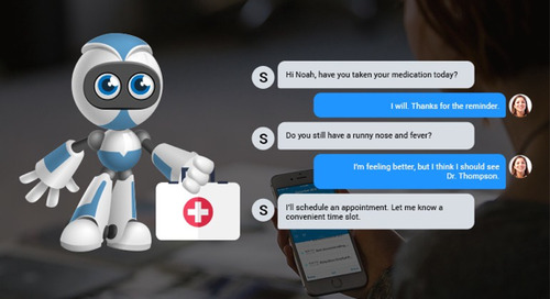 Dr. Chatbot will see you now! AI in Healthcare