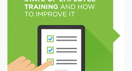 The Appalling State of Employee Training… and how to improve it.