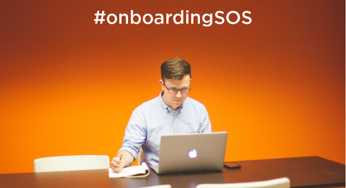 Why are organizations so bad at onboarding?