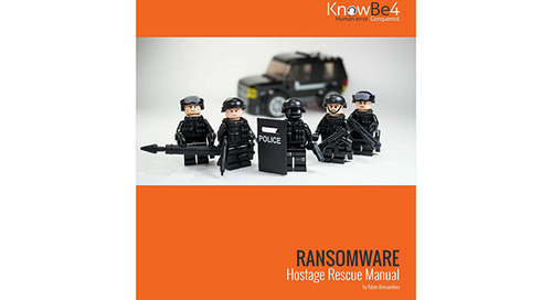 Get the Ransomware Hostage Rescue Manual for FREE