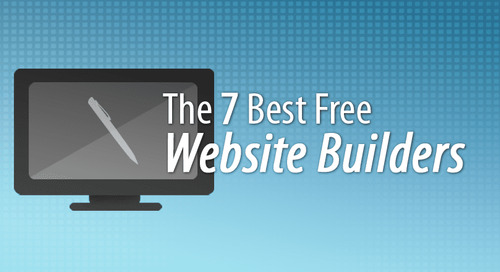 The Top 7 Free Website Builders
